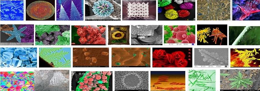 各种精美材料组织照片:第四届材料微结构大赛结果公布!