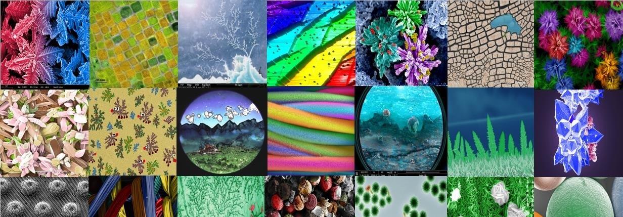 【投票】30张精美的材料微观组织照片,你喜欢哪些?
